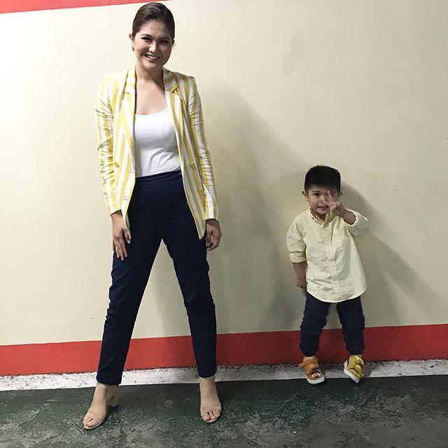 "LOOK: Meet Dimple's future ""crush ng bayan"" Alonzo Romeo!"