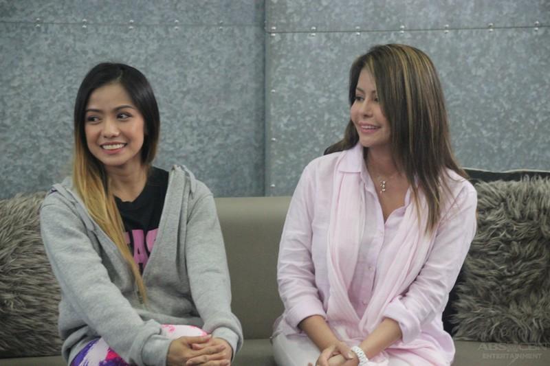 PHOTOS: Magandang Buhay with Kristel de Catalina and Denise Laurel