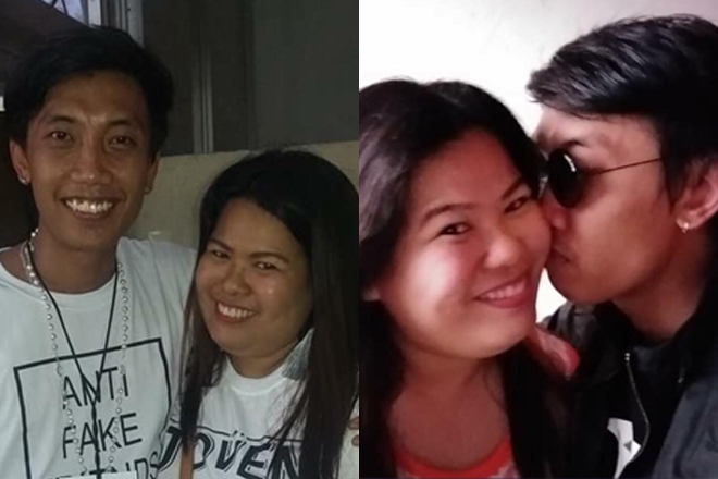 LOOK: Sweet Photos of Joven Olvido with his loveable wife!