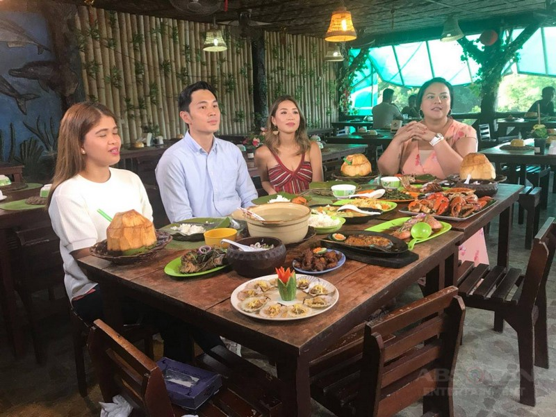 PHOTOS: Magandang Buhay #TWOMuchLove with couple Kryz Uy and Slater Young