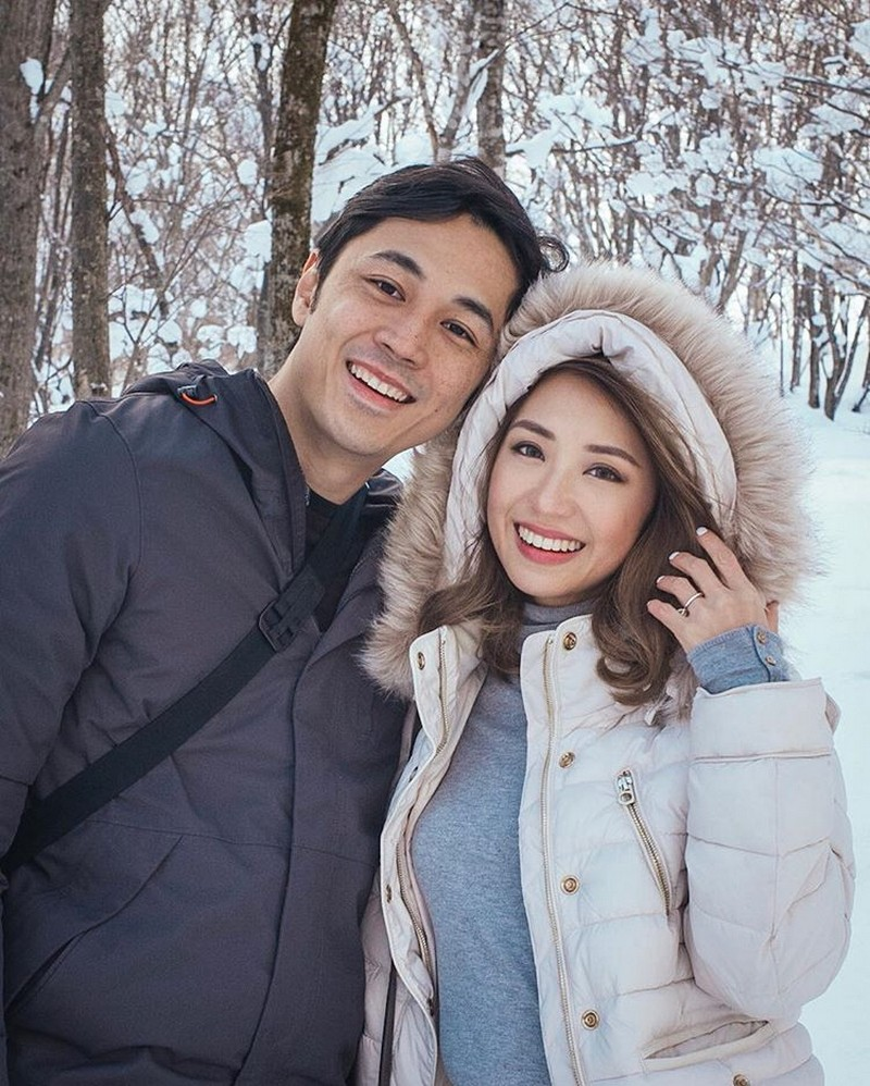 LOOK: Just cheesy photos of Slater Young with the girl who drives him 'kryzzzie'