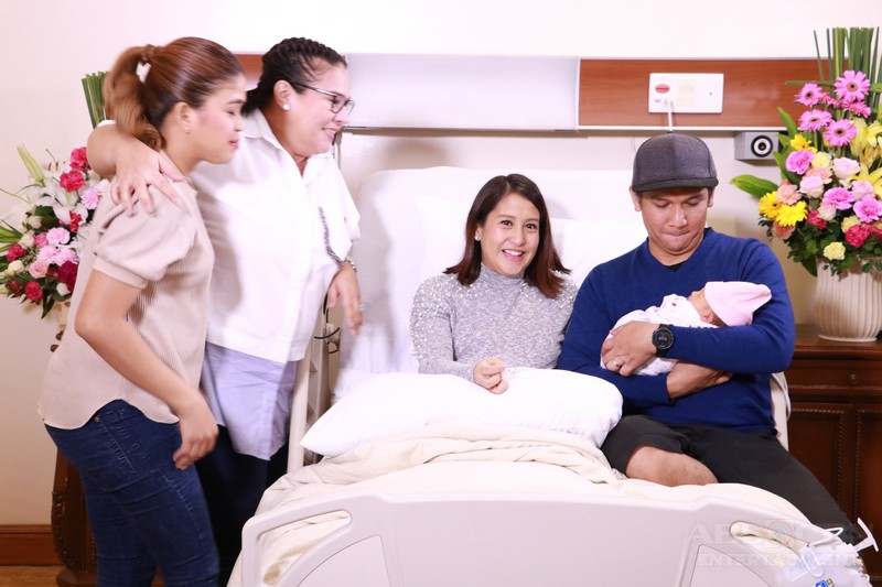 IN PHOTOS: Baby Vika's first TV appearance on Magandang Buhay