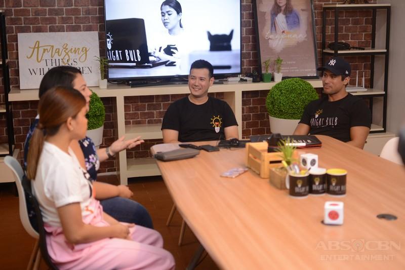 PHOTOS: Magandang Buhay with John Prats & Sam Milby