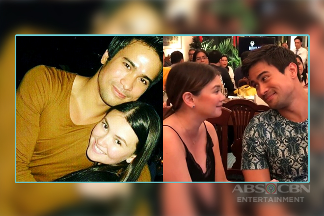 LOOK: Sam & Angelica's undeniable chemistry perfectly captured in these photos