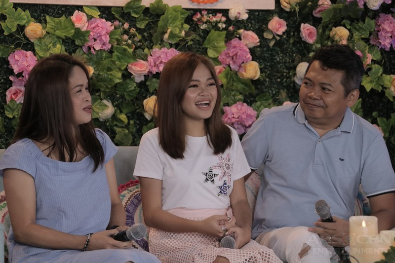 PHOTOS: Magandang Buhay with Janine Berdin