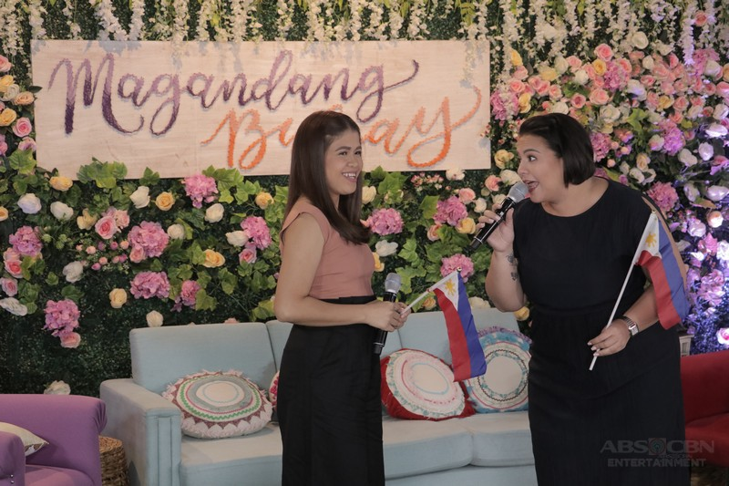 PHOTOS: Magandang Buhay with the Tawag Ng Tanghalan 2 Grand Finalists