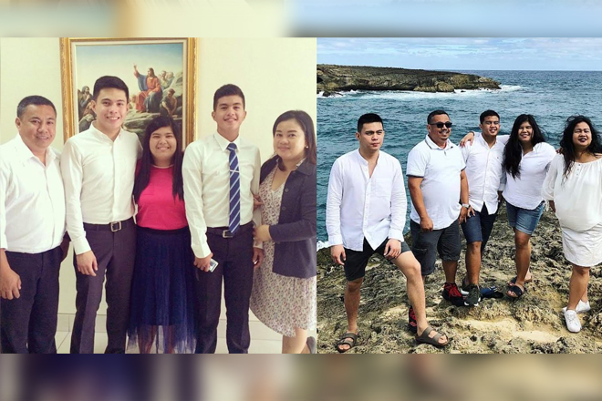 12 photos of Anton Antenorcruz with his number one supporters