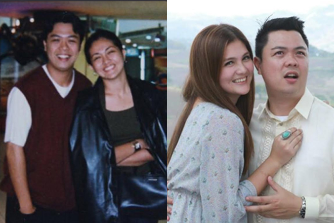 "39 photos of Dimples with her ""happily ever after"" for 15 years"