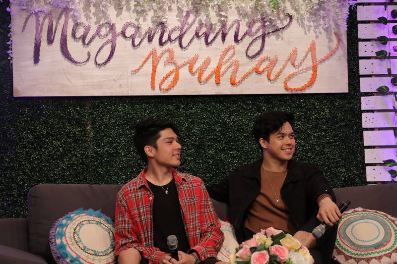 PHOTOS: Magandang Buhay with Elmo and Donny