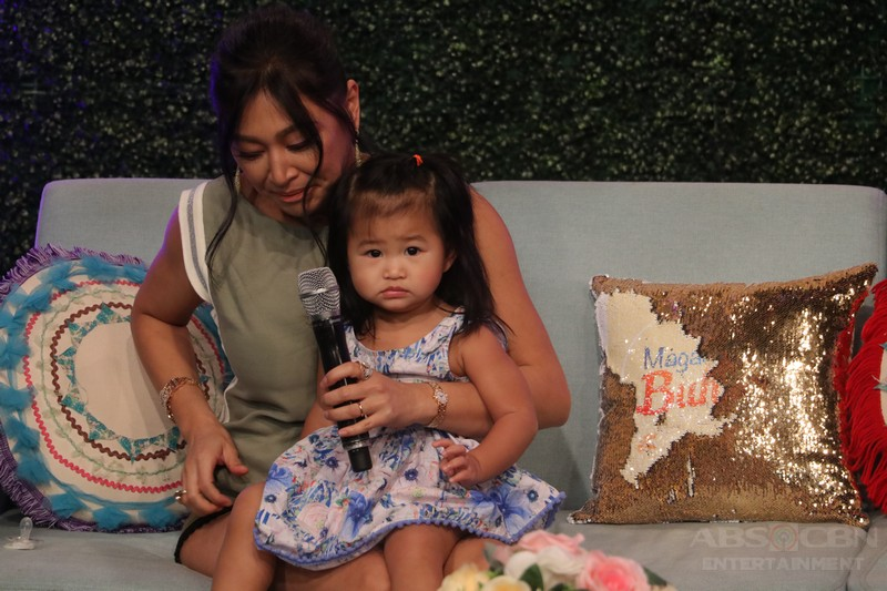 PHOTOS: Magandang Buhay with Barbie Imperial & Rufa Mae Quinto