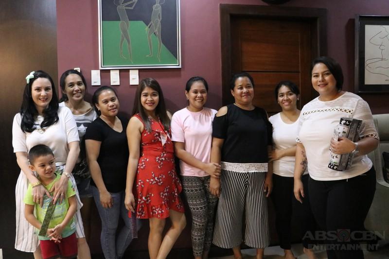 PHOTOS: Magandang Buhay with Team Kramer
