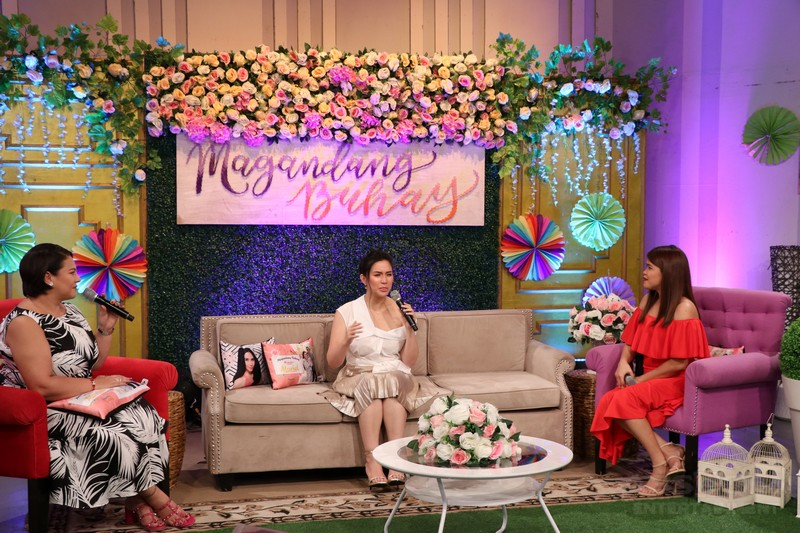 PHOTOS: Magandang Buhay with Mariel Padilla