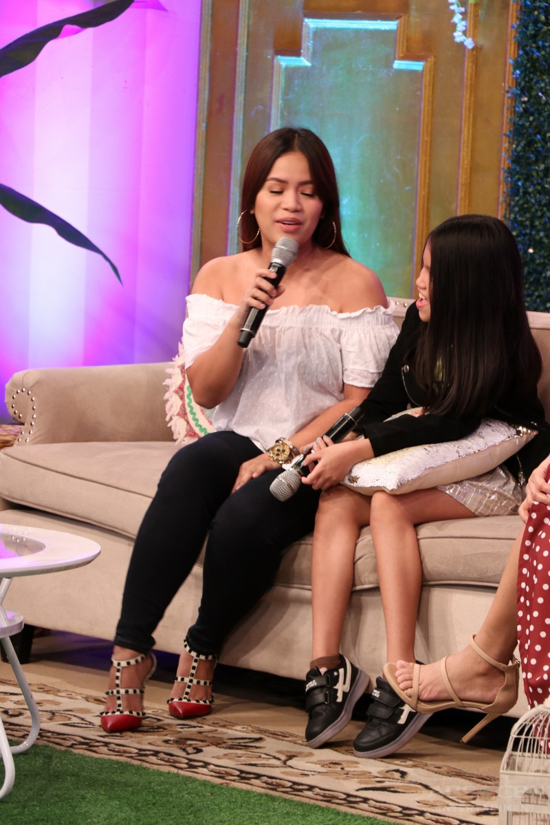 PHOTOS: Magandang Buhay with Tony Labrusca, Angel Jones & DJ Cha-Cha