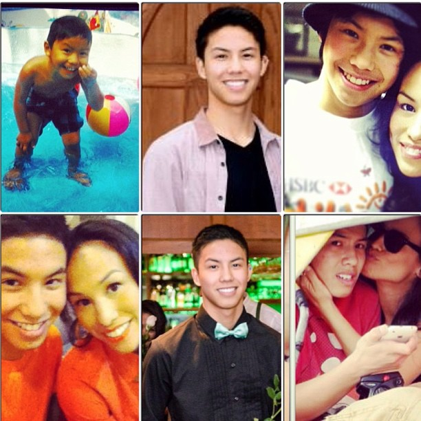 """26 photos of Tony Labrusca with his """"first love"""""""