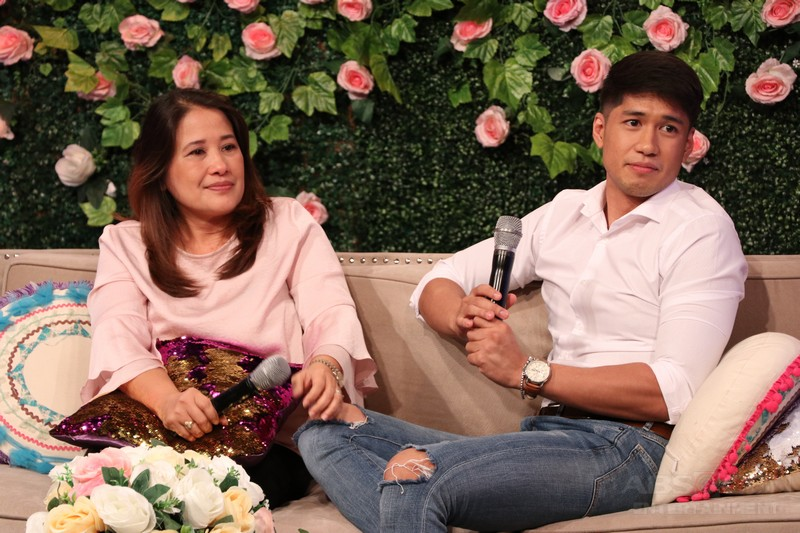 PHOTOS: Magandang Buhay with JM de Guzman & Aljur Abrenica