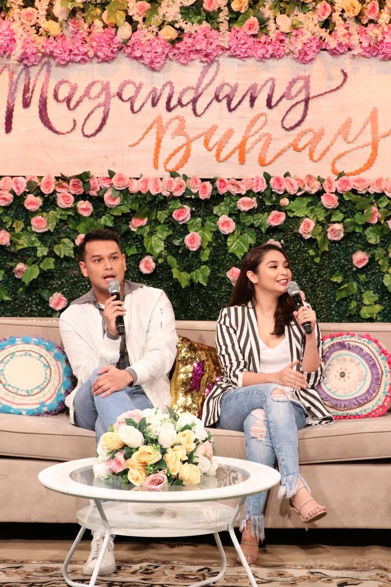 PHOTOS: Magandang Buhay with Ryza Cenon and Ethel Booba