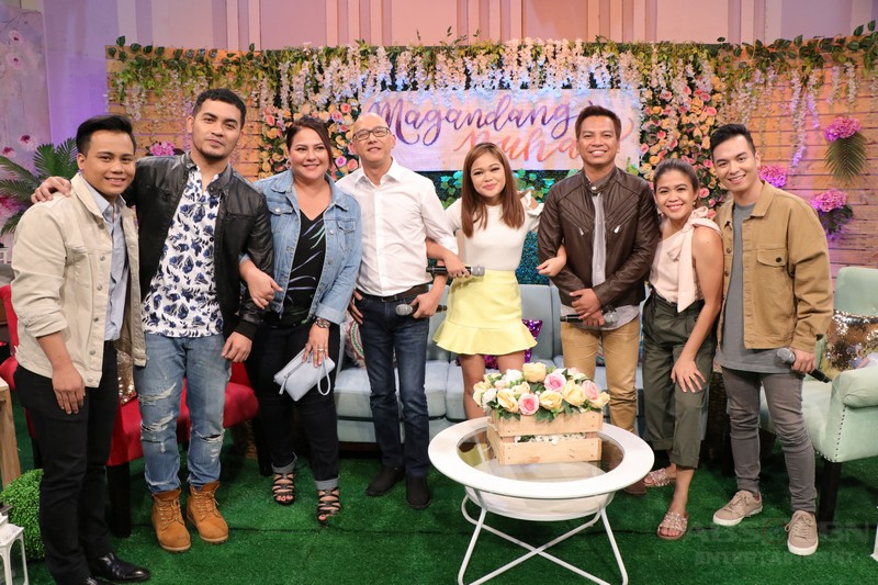 PHOTOS: Magandang Buhay with Tawag Ng Tanghalan All Stars