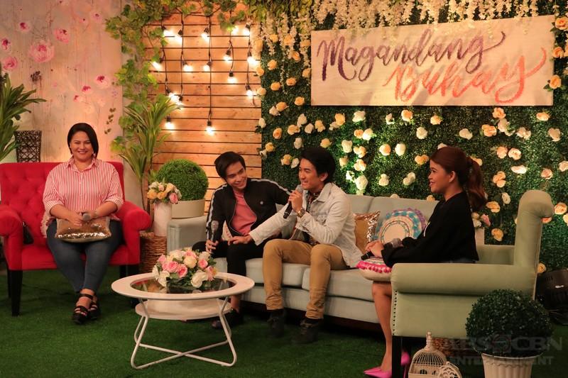 PHOTOS: Magandang Buhay with Elsa, Odessa, Makisig & Jairus