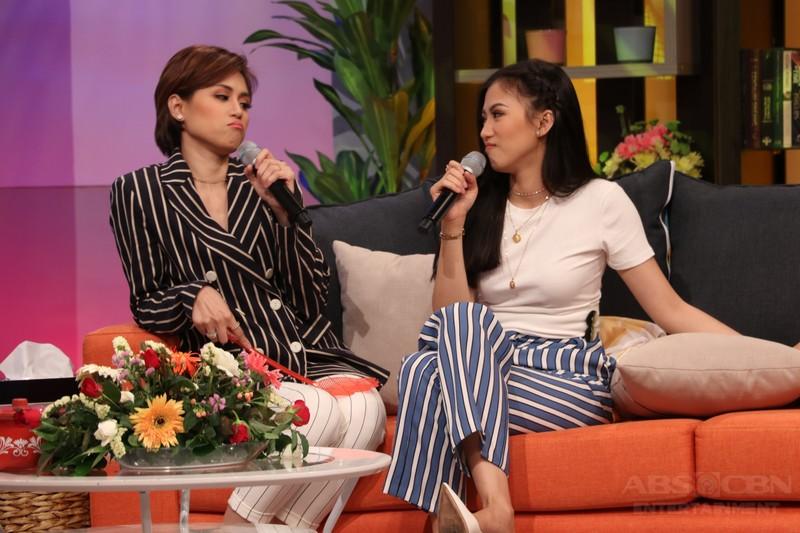 PHOTOS: Magandang Buhay with Toni & Alex Gonzaga