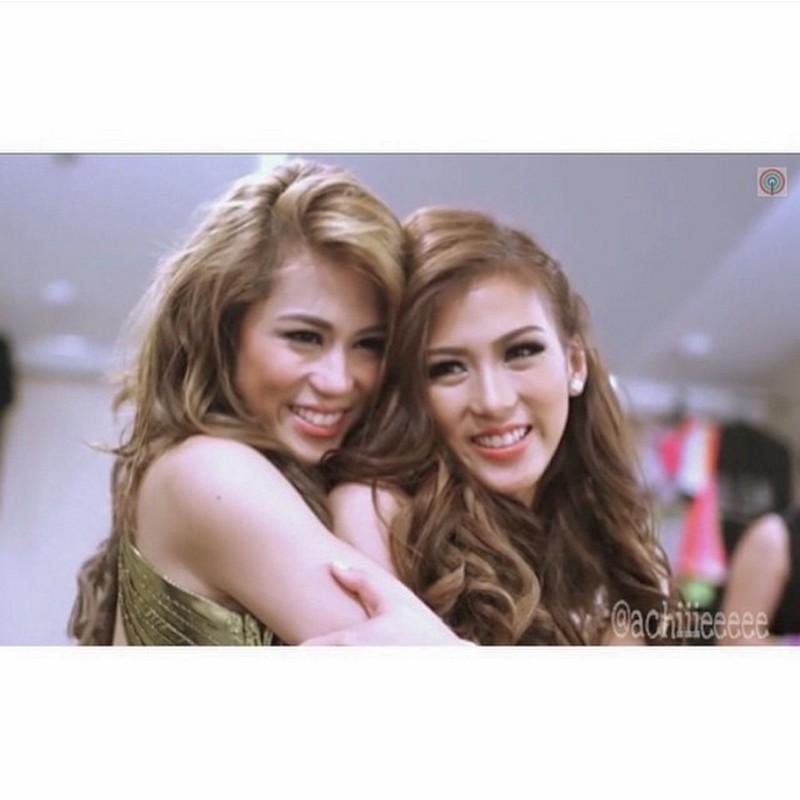 "#UltimateGoals! The ""perfectly imperfect"" sisterhood of Toni & Alex Gonzaga"