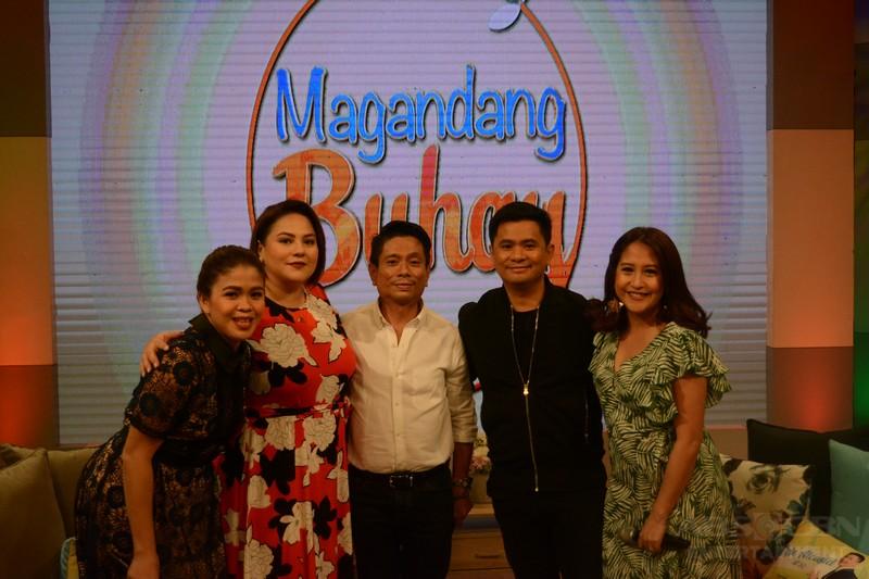 PHOTOS: Magandang Buhay with Ogie Alcasid