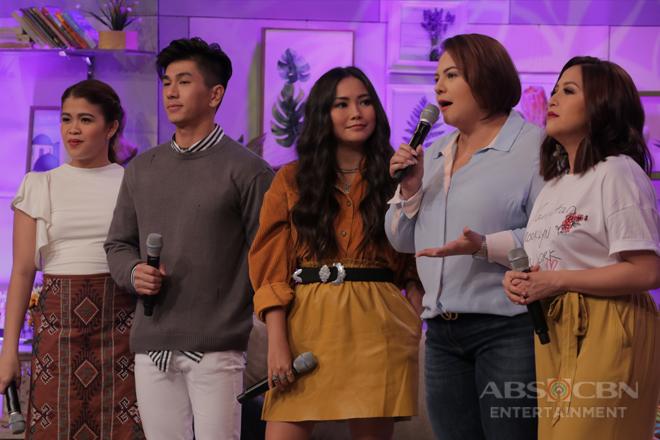 PHOTOS: Magandang Buhay with Yeng Constantino and Nikko Natividad