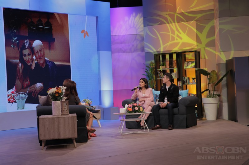 PHOTOS: Magandang Buhay with Nathalie Hart and Jon Lucas