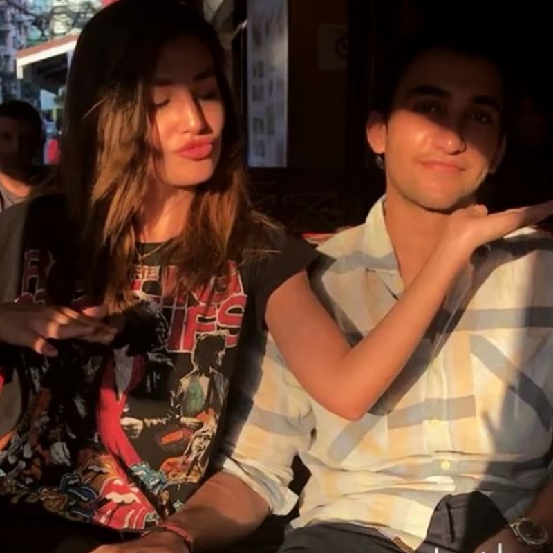 LOOK: Rare photos of Nathalie Hart with her partner in life!