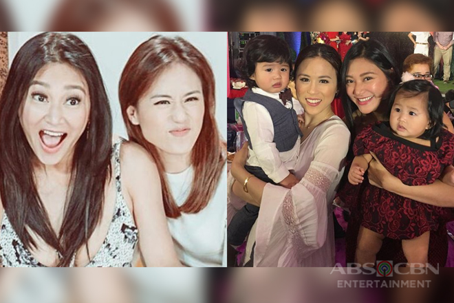 IN PHOTOS: The unexpected friendship of Toni Gonzaga & Rufa Mae Quinto