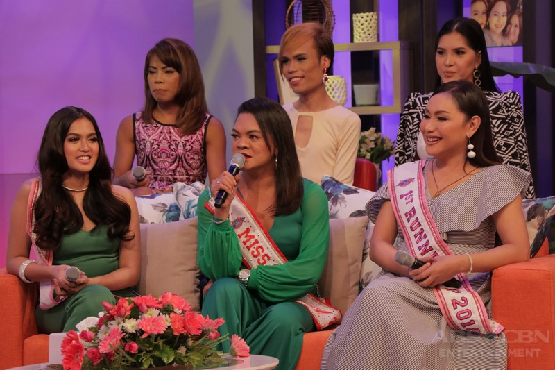 PHOTOS: Magandang Buhay with Miss Q & A Queens