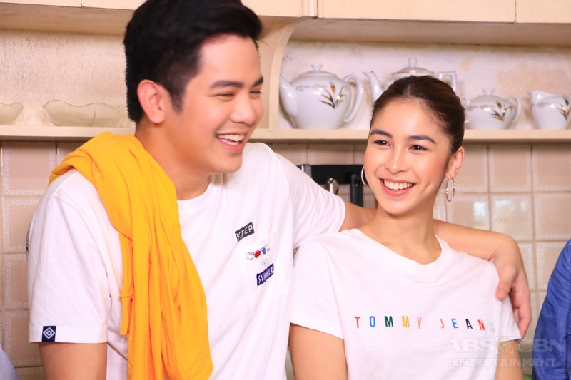 IN PHOTOS: This is how Joshua's family welcomes Julia in their home