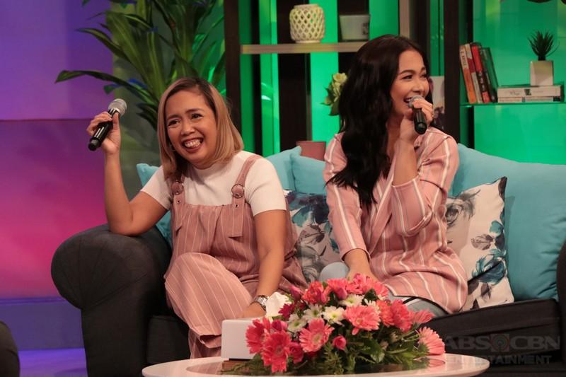 PHOTOS: Magandang Buhay with Maja Salvador, Kakai Bautista, and Pooh