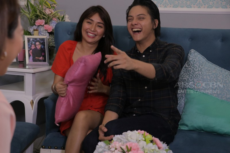 PHOTOS: Relationship goals with Kathryn & Daniel on Magandang Buhay