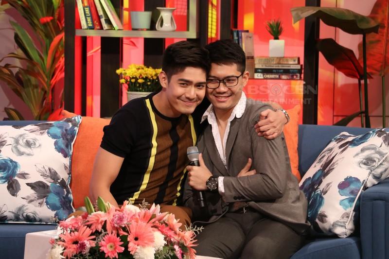 PHOTOS: Magandang Buhay with Robi Domingo & Eric Nicolas
