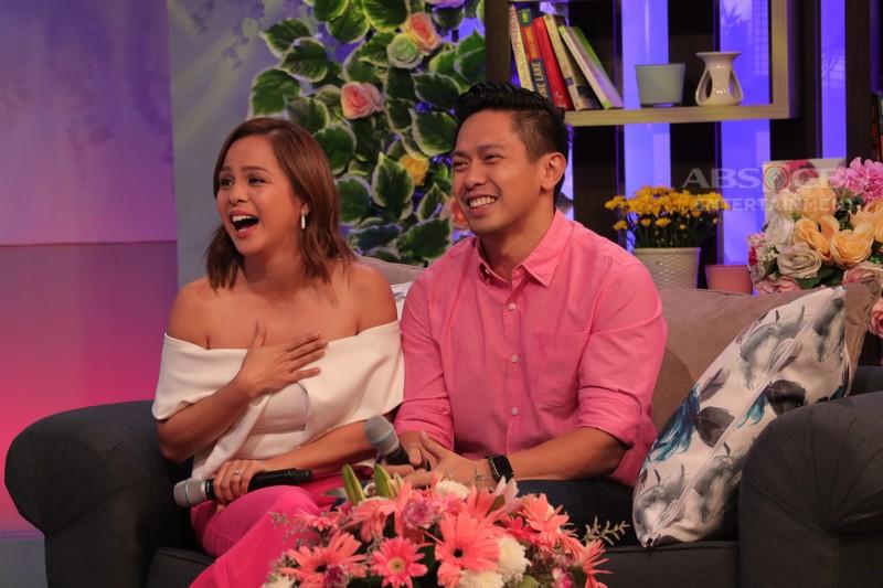 PHOTOS: Magandang Buhay with Nikki Valdez & Maricar Reyes