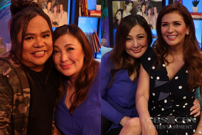 PHOTOS: Mega Celebration with Sharon Cuneta on Magandang Buhay