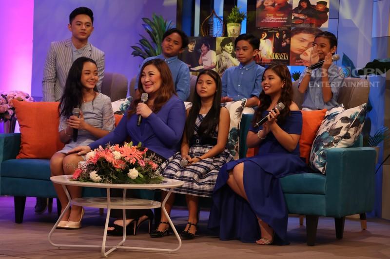 PHOTOS: Mega Celebration with Sharon Cuneta on Magandang Buhay