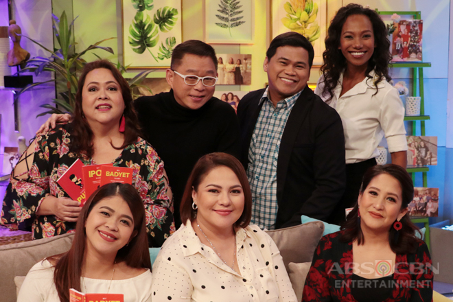 PHOTOS: Magandang Buhay with Ogie Diaz, Wilma Doesnt, Malou Crisologo & Chinkee Tan