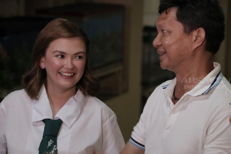 PHOTOS: Magandang Buhay with Angelica Panganiban