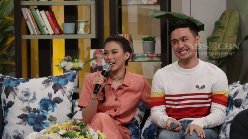 PHOTOS: Magandang Buhay with Alex Gonzaga