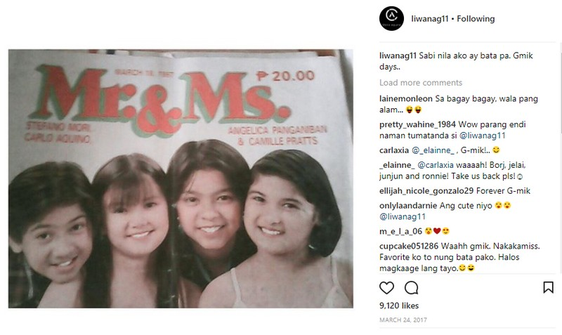 These kilig-worthy photos of this celebrity ex-couple are making rounds online!