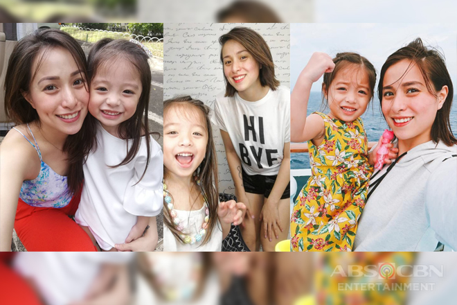 Cute photos of Cristine Reyes with her