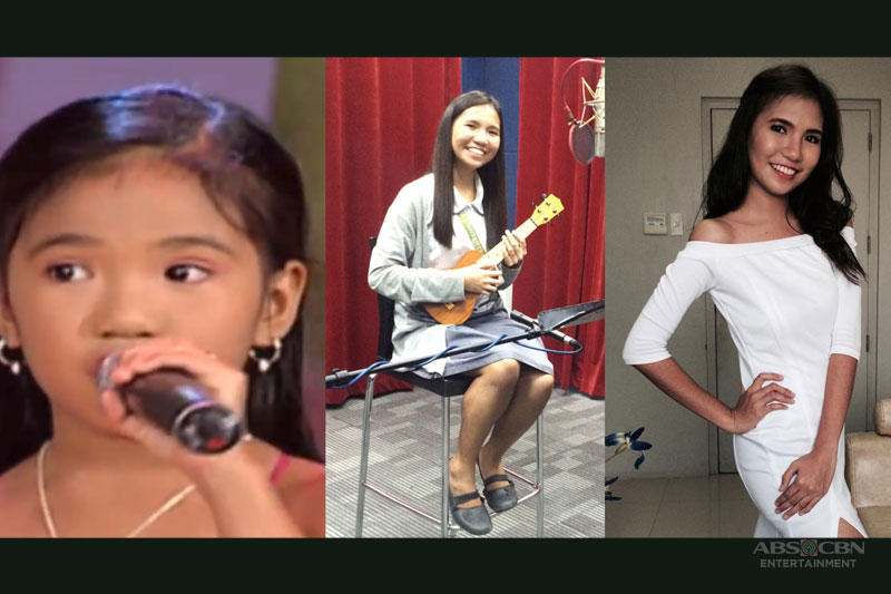 17 photos of Elaine Duran before she became Tawag Ng Tanghalan's Hall of Famer