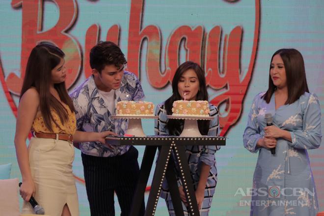 PHOTOS: Magandang Buhay with Maris & Inigo