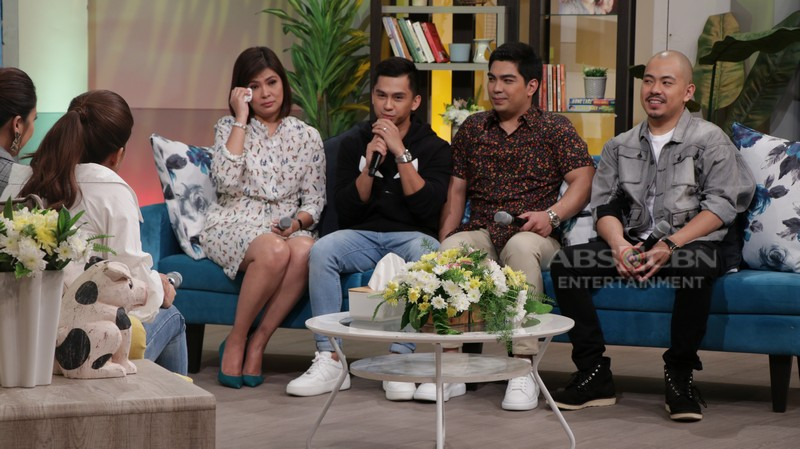 PHOTOS: Magandang Buhay with the Revilla brothers