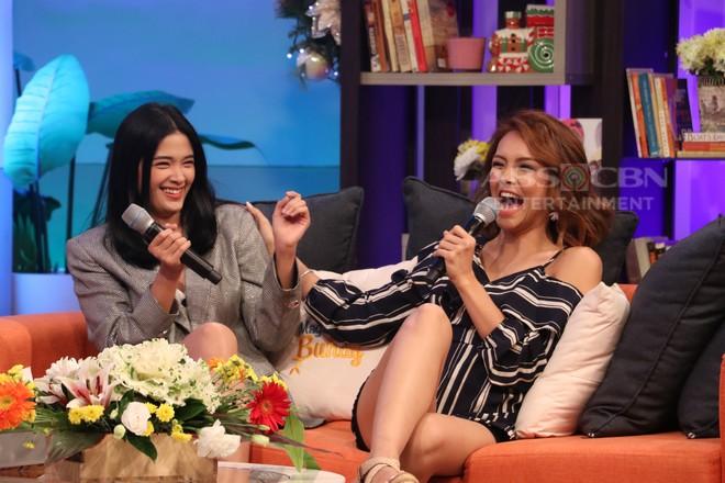 PHOTOS: Magandang Buhay with Yam Concepcion & Ronnie Alonte