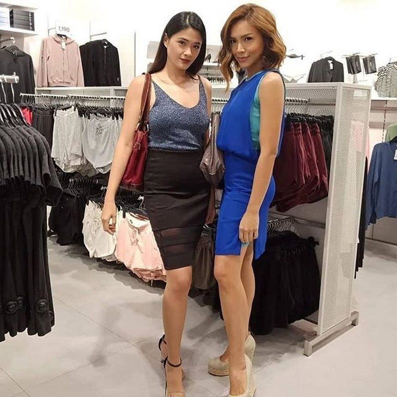 SISSIES!!! Yam Concepcion & Niña Dolino's friendship from reel to real