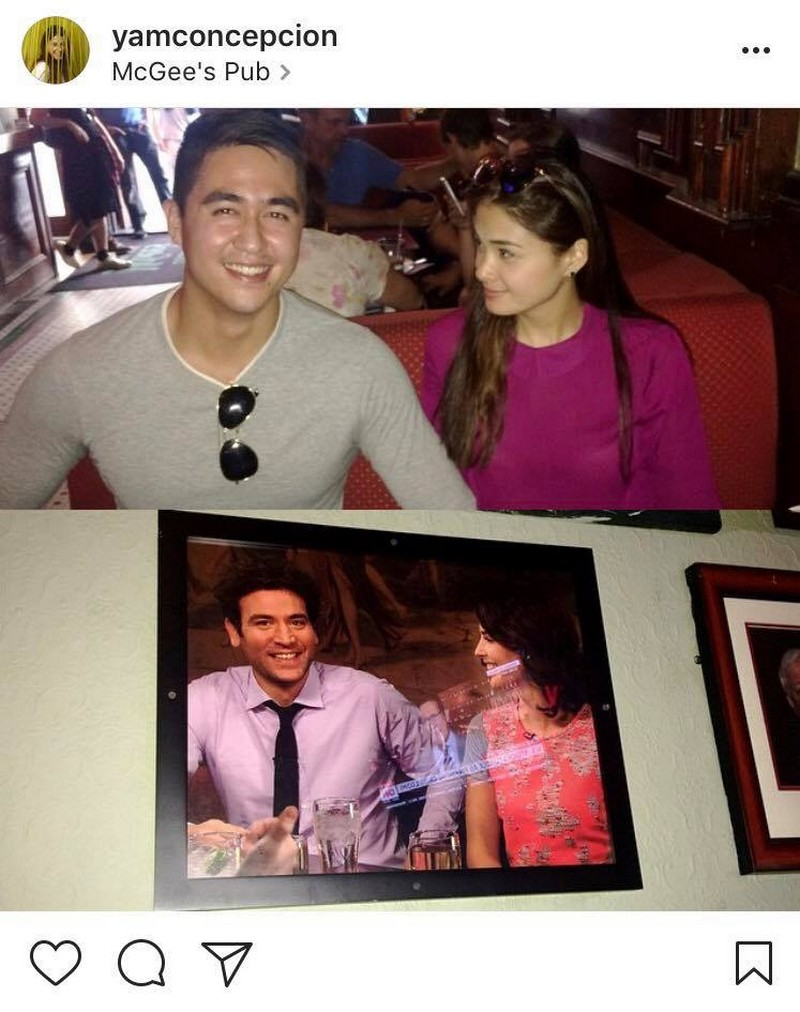 """""""I'm very loyal of course"""": 70 cheesy photos of Yam Concepcion with her boyfriend for 4 years!"""