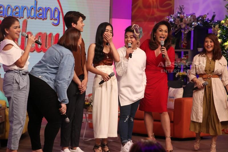 PHOTOS: Magandang Buhay with Kaladkaren, DJ Jhai Ho & KierVi