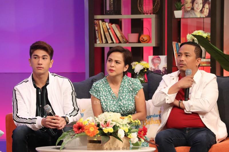 PHOTOS: Magandang Buhay with Hashtag Nikko, Nikki, Eric & MB Kids